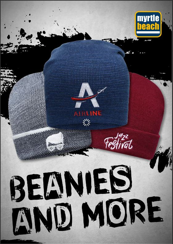 Corporate Fashion - Beanies