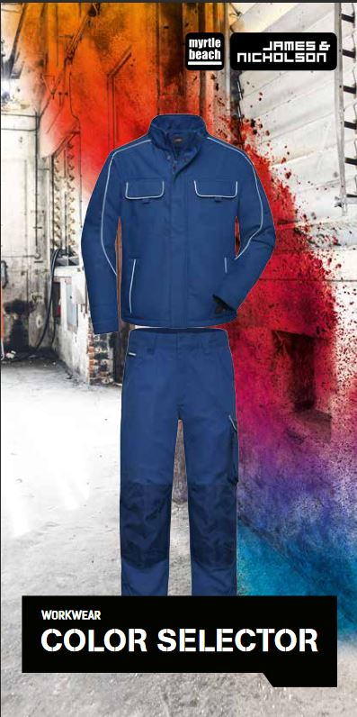 Corporate Fashion - Workwear Colour Selector